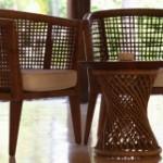 26 まるで南国のリゾートホテル!バリ島家具で揃えたお宅へ