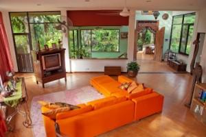 FAMILY ROOM ON 2ND FL